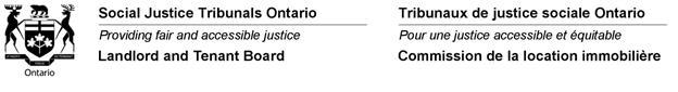 social justice tribunals Ontario