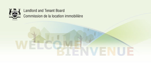 Ontario landlord tenant board 2018