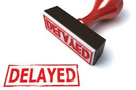 ola delay